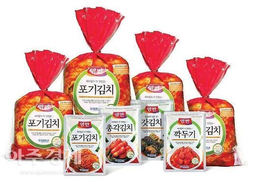 """법원 """"포장김치는 부과세 대상""""…동원F&B 패소"""