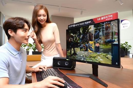 LG전자, 27형 게이밍 모니터 LG 울트라기어 신제품 출시…세계 최초 1ms IPS 패널