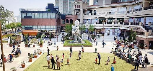CBRE 코리아, '앨리웨이 광교' 동네 골목 구현하는 리테일 임대 대행