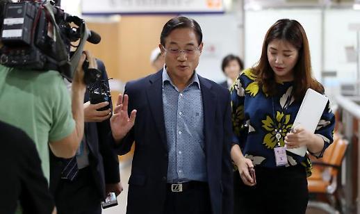 '故 백남기 농민 사망 책임' 구은수 전 서울청장 1심 무죄 뒤집혀 유죄