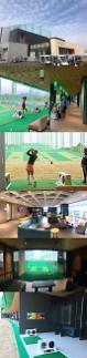 [골프+] 레이크우드CC '어반 레인지', 도심 속 신개념 라이프스타일 골프연습장