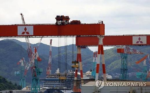 몰락하는 일본 조선업, 생존 위해 몸부림