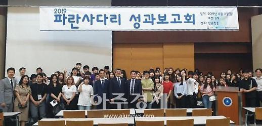 삼육대, 파란사다리 해외연수 성과보고회 개최