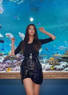 [슬라이드 #SNS★] 수빈, 173cm 8등신 몸매의 소유자 심쿵♡