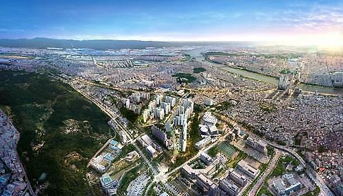 올인원 단지로 호평 '복산 힐스테이트', 조합원 모집에 관심