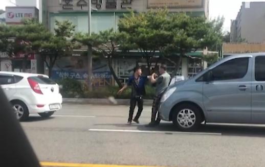 [영상] 대전서도 40대남성이 아버지뻘 70대 폭행…누리꾼 씁쓸