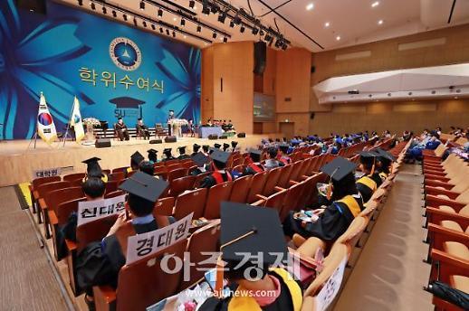 삼육대, 2018학년도 후기 학위수여식 개최