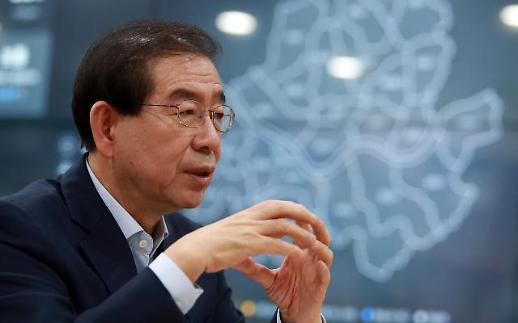 박원순 시장 삼양동 한달살이 1년…생활SOC·주차장·환경개선