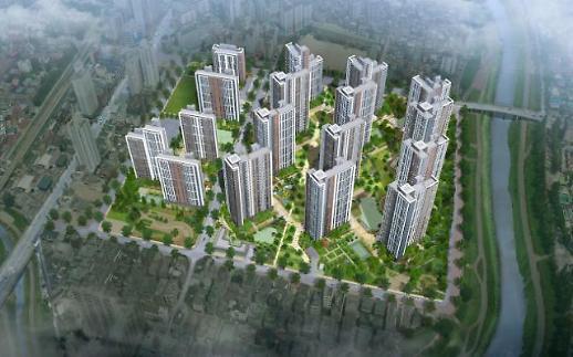 의정부역 센트럴자이&위브캐슬 23일 모델하우스 오픈