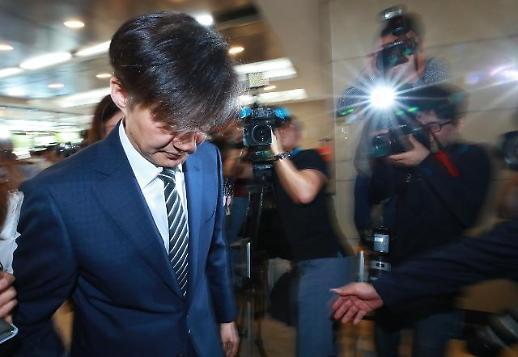 [리얼미터] 조국發 후폭풍 문재인 대통령 지지율 데드크로스