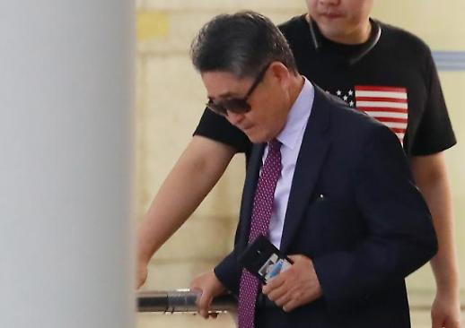 [포토] 임종석 명예훼손 지만원 재판 출석
