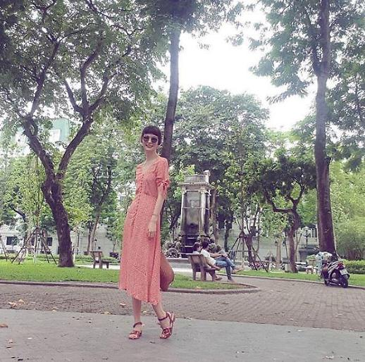 [슬라이드 #SNS★] 40세 맞아? 모델 송경아, 환상적인 9등신 몸매