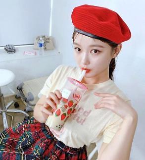 [슬라이드 #SNS★] 김유정, 심쿵 유발 폭발하는 외모 눈이 부시네