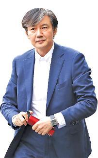 법대로조국임명...경제 침체·일본경제보복 이슈 안보인다