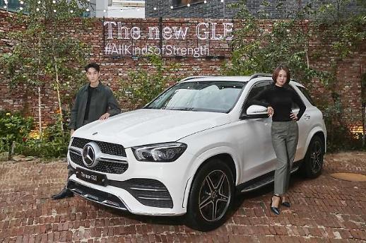 [사진]메르세데스-벤츠코리아 더 뉴 GLE 출시…SUV 라인업 확장