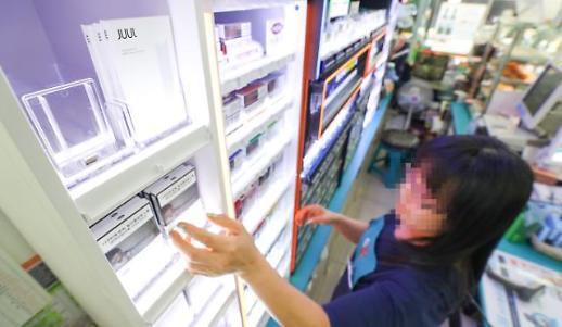 쥴, 릴 베이퍼 등 액상형 전자담배 가격 오르나…정부 개소세 인상 검토