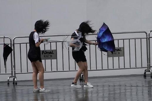 [낱말인문학]13호 태풍 링링이란 이름 뜻 알고보니