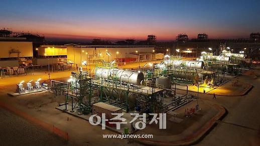 가스공사, 이라크 원유 사업서 하루생산량 50만 배럴 달성