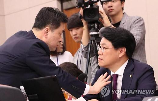 [조국 인사청문회] 김종민 vs 장제원, 시트콤 보는 듯한 설전…뭐라 했길래