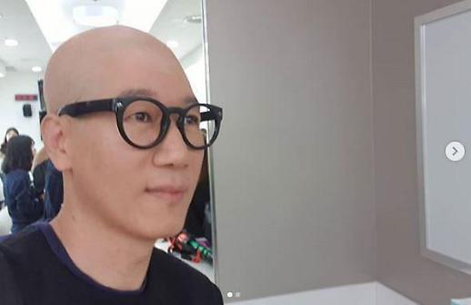 [#SNS★] 지석진, 머리 잘 어울리나요? 남궁연·홍석천 닮았다