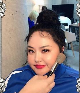 [슬라이드 #SNS★] 홍선영, 다이어트 전 사진 보니 많이뺐네~