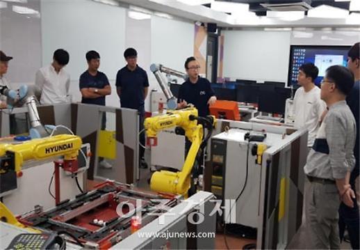 로봇산업진흥원 로봇 기업 재직자 인력양성 사업 2년 연속 A등급 달성