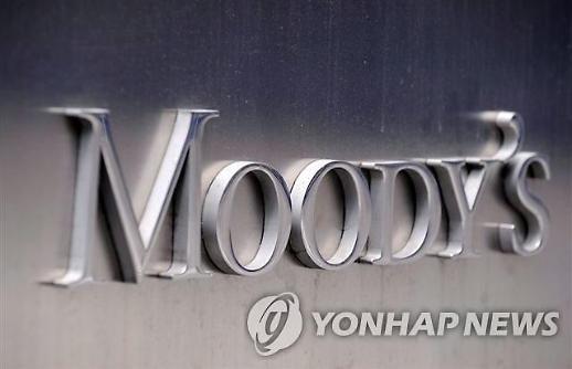 무디스, 韓기업 신용등급 하향 경고