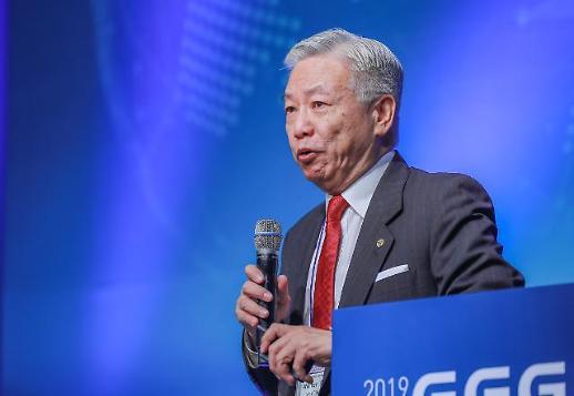 [2019 GGGF] 팡파허 ECC 부이사장 한중 더 나은 미래 위해 디지털 기술 협력 증진해야