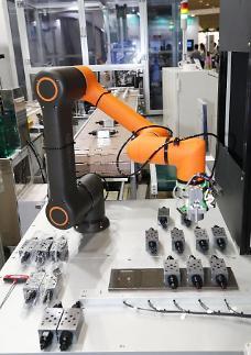 한화정밀기계, 중국 CIIF 2019'서 협동로봇 소개... 시장 공략 속도