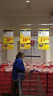 [아프리카 돼지열병 비상] 돼지 사라진 중국인 식탁…손님들이 가격 듣고 도망가