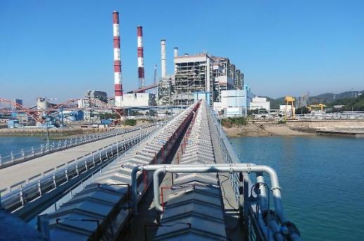 현대로템, 미세먼지 제로 공기부상 컨베이어 적용 석탄 운반설비 완공