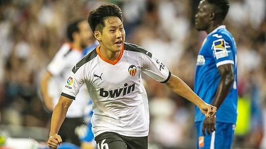 이강인 첫 선발 데뷔골 활약에 스페인 현지 언론도 칭찬세례