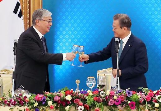 新북방 핵심 카자흐스탄과 에너지·산업 협력 맞손