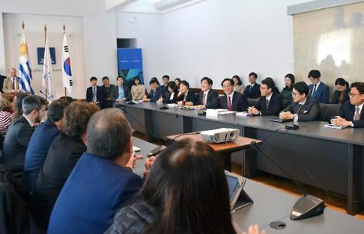 남미 시장 진출 속도…메르코수르 무역협정 4차 협상 개최