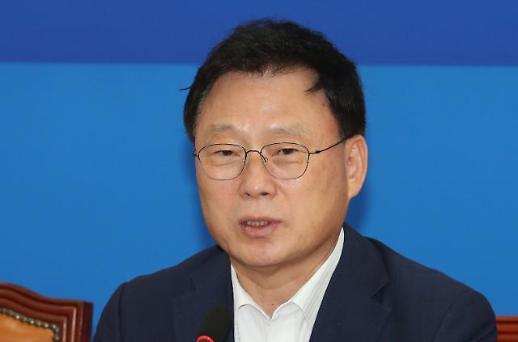 박광온 서초동 집회, 국민 자발적 참여…광화문 집회, 군중 동원