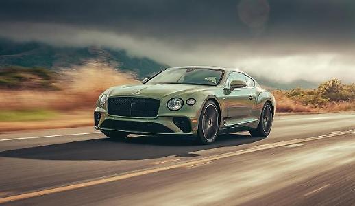 벤틀리 컨티넨탈 GT V8,  영국에서 최고의 차로 잇따라 선정