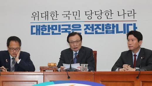 이해찬 서초동 촛불, 박근혜 탄핵 광화문 집회 연상시켜