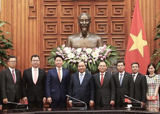 [2019 호찌민경제포럼]SK, 베트남 1,2위 민간기업 투자 지속…동반자적 파트너십 강화