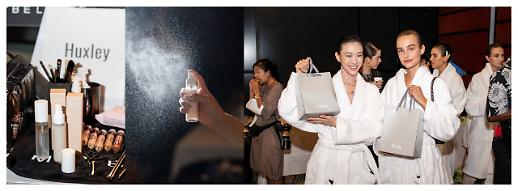 헉슬리, 뉴욕 패션 위크 3년 연속 참여…글로벌 입지 강화
