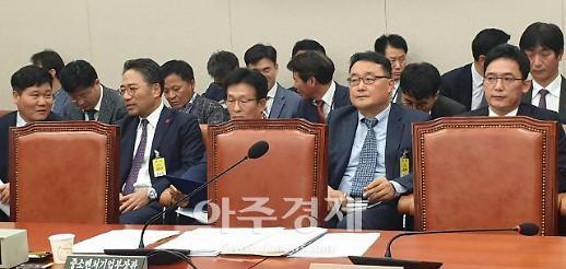 [2019 국감] 중기부 국감서 유통업계 '골목상권 침해·갑질' 난타전(종합)