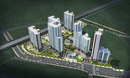 두산건설, 11일 '안양예술공원 두산위브' 모델하우스 연다