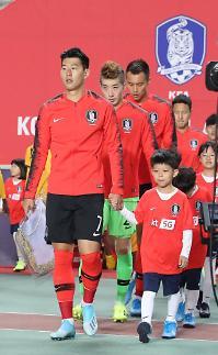 29년만 평양 원정 월드컵 예선 남북전, 북한 무반응에…통일부 北 회신 없다