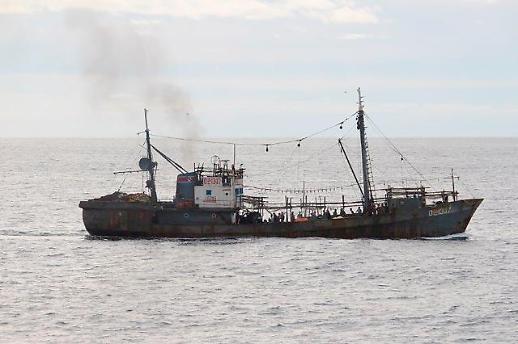 북한 일본, 우리 어선 침몰시켜놓고 적반하장격…배상해라