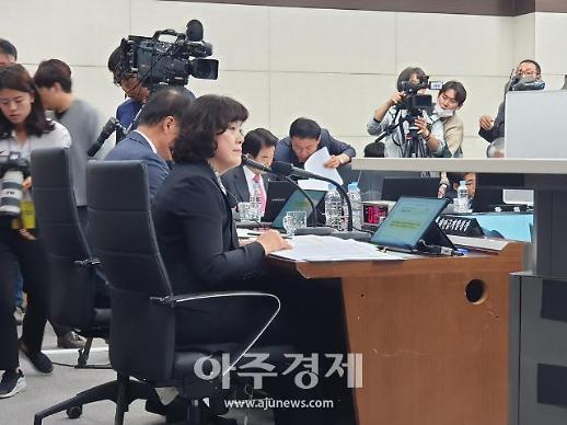 [2019 국감] 김현숙 새만금청장 태양광사업으로 저질 단기 일자리 양산 않을 것