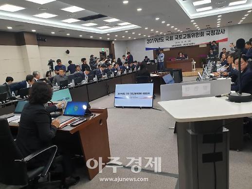 [2019 국감] 김현숙 새만금청장 기업유치 속도 빨라...10만평 임대용지, 내년 3월이면 소진될 것