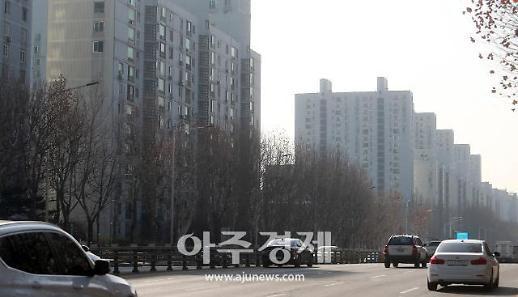 송파 올림픽선수촌 아파트 재건축 불가 판정