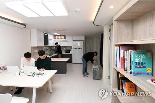 """대학 기숙사 10곳 중 6곳 """"현금만 받아요"""""""