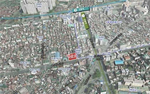 7호선 상봉역 인근에 역세권 청년주택 83가구 공급