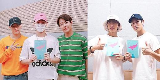아이돌그룹 임팩트, 소설 낭독으로 재능기부... 지니뮤직 캠페인에 동참