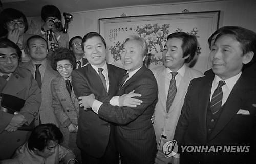 [新40대 기수론] YS·DJ부터 '386'까지…한국 정치사 40대기수론